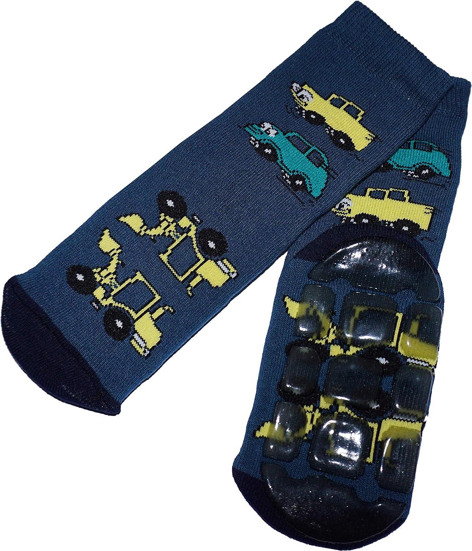 auto per Bimbo 12-24 mesi Blu scuro 19-22 Weri Spezials Calze alte in ABS