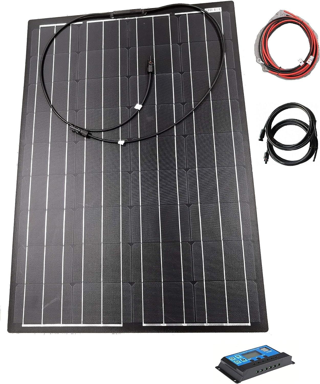 Panneau solaire ALLPOWERS 100 W 18 V 12 V flexible SUNPOWER Chargeur Solaire Module
