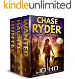 The Chase Ryder Series: Complete Series: A Heart-warming Thrilling Series For Dog Lovers