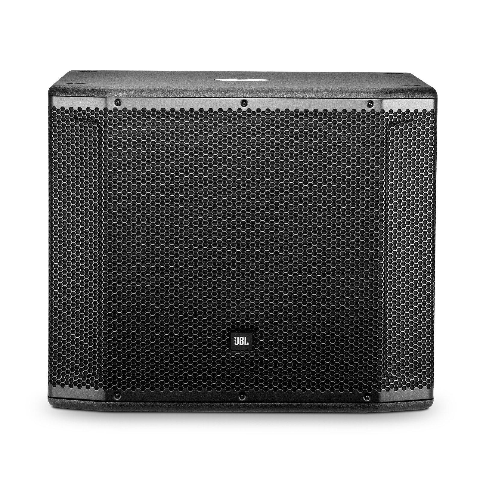 JBL Professional JBL SRX818SP Channel Powered Speaker Cabinet, Single (SRX818SP) by JBL Professional
