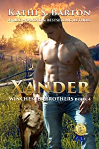 Xander: Winchester Brothers—Erotic Paranormal Wolf Shifter Romance