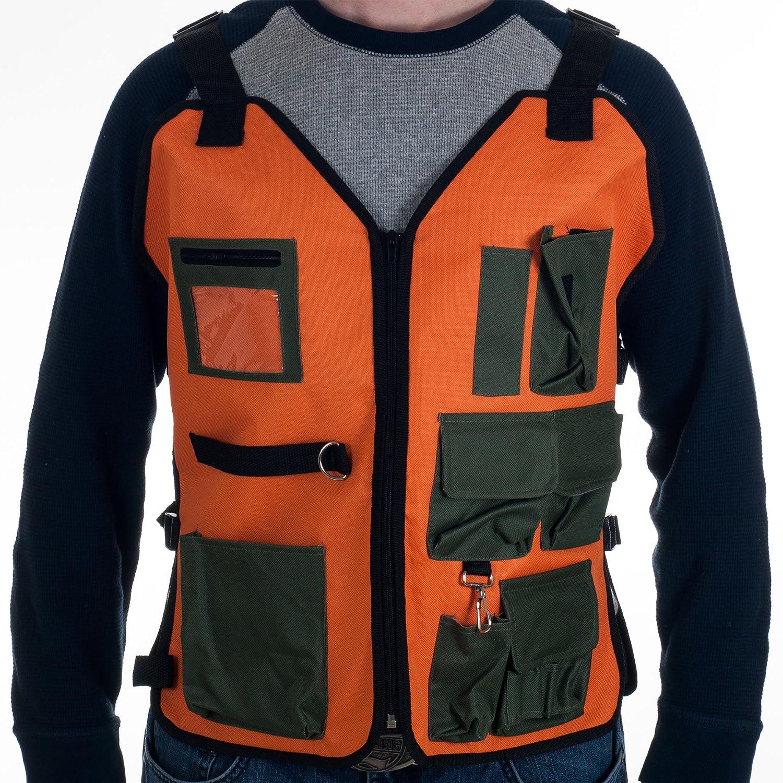 Amazon Trademark Happy Camper Pocket Vest Sports Outdoors