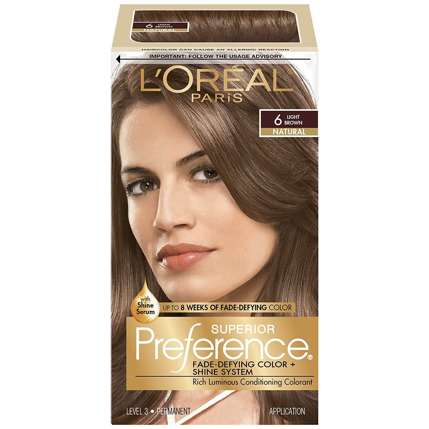 how to use loreal preference professional hair color