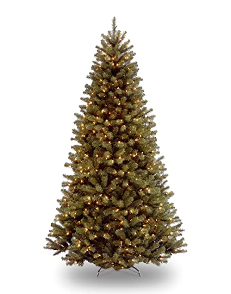 Image Unavailable - Amazon.com: National Tree 7.5 Foot North Valley Spruce Tree With 550