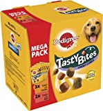 PEDIGREE Tasty Bites Chewy Cubes, 130 g, Pack of 5