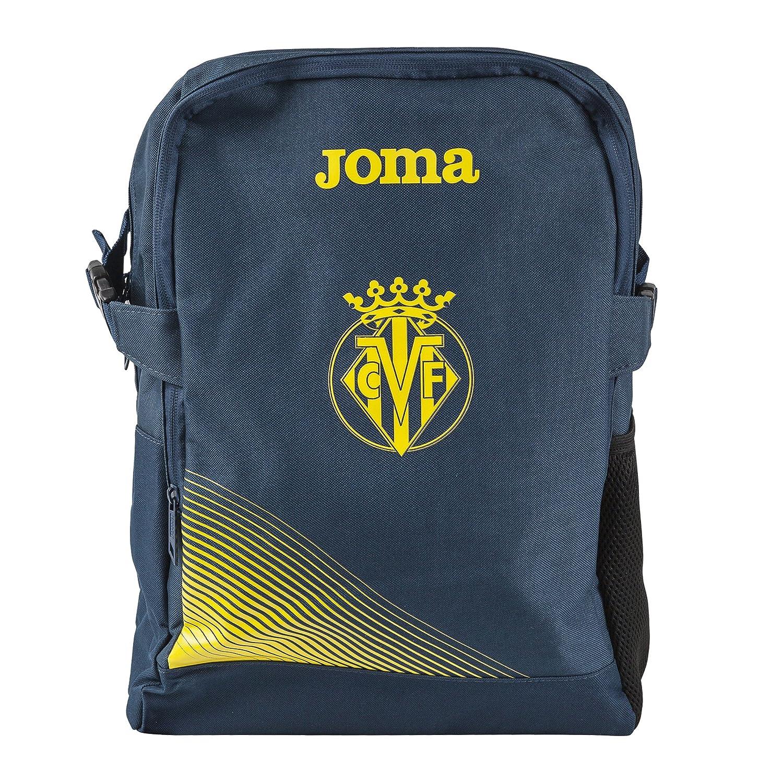 Joma Bolso Club de fútbol Villareal 2017 - 18 Navy-Yellow ...