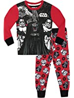 Star Wars Boys' Star Wars Pajamas