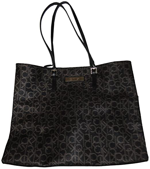 Amazon.com: Calvin Klein bolso Handbag Signature Logo bolsa ...