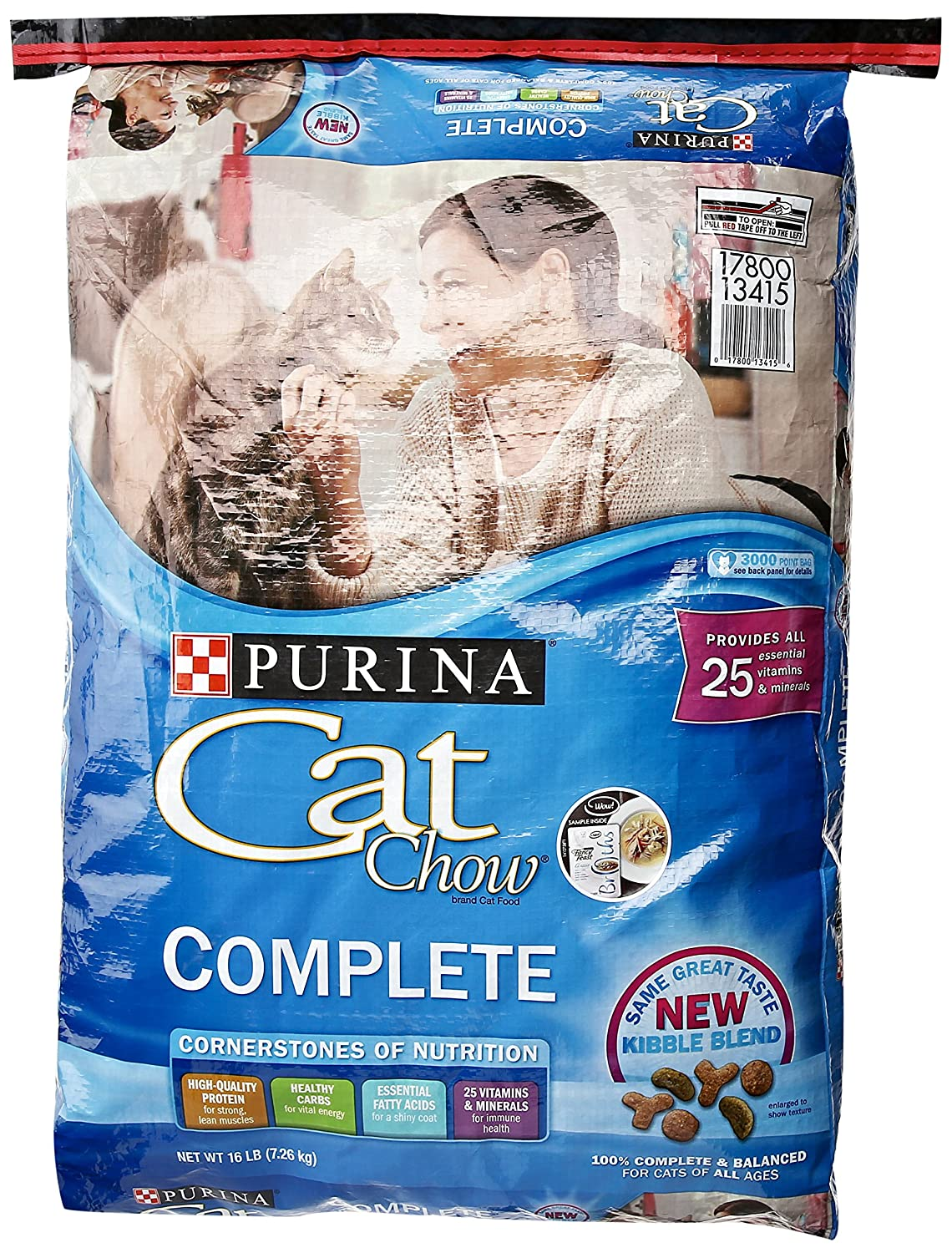 Cat Chow Complete, 16 Lb