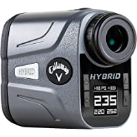 Callaway Hybrid Laser-GPS telémetro