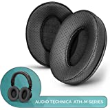 Brainwavz ProStock Perforated ATH M50X Upgraded Earpads, Improves Comfort & Style Without Changing Sound - Custom…