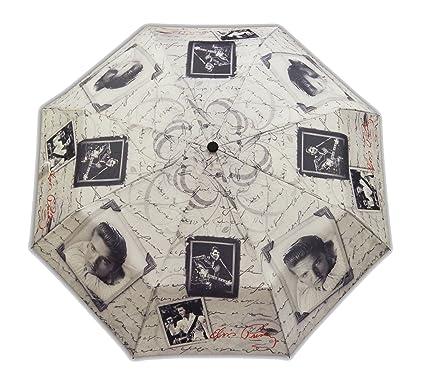 Amazon.com   Elvis Presley Foldabld Umbrella Frames with Letters ...