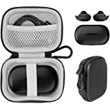 CaseSack Protective case for Bose QuietComfort Noise Cancelling Earbuds - True Wireless Earphones , Mesh Accessories Pocket,
