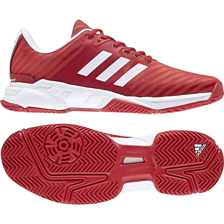 3 Herren Court adidas Tennisschuhe Barricade nOPk80w