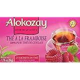 Alokozay Raspberry Tea, 25 Count