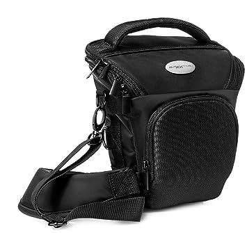 65adf1e76b233 PRO NOVO SLR kompakte Kameratasche Colttasche schwarz  Amazon.de  Kamera