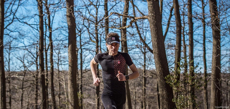 Compressport Adult Trail Running Postural SS Top Black T3 Shirt Black