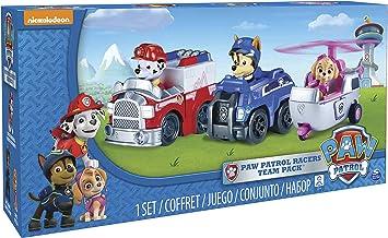 Patrulla Canina - Pack de 3 Vehículos al rescate Marshall + Rubble ...