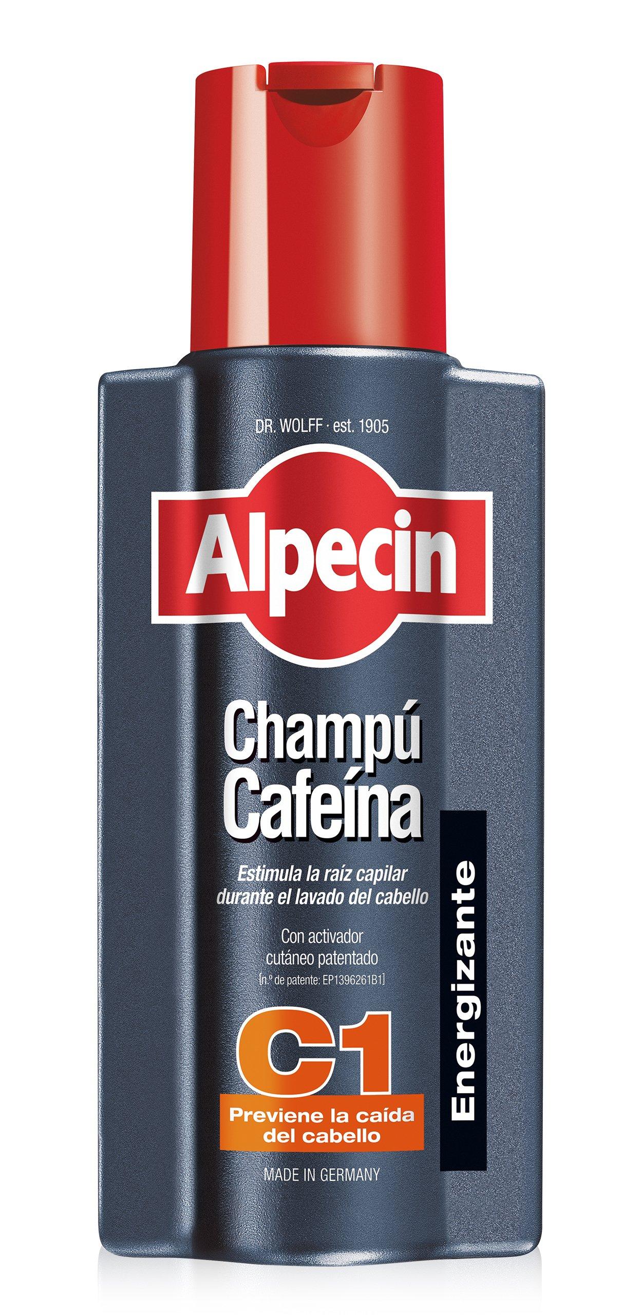 Alpecin Champú Cafeína C1, Champú anticaída - 1 x 250 ml product image