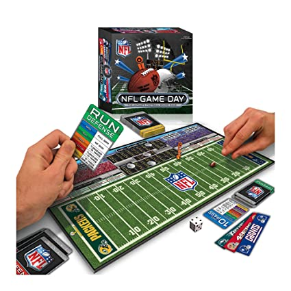 New Board Games 2020.Nfl Game Day Board Game