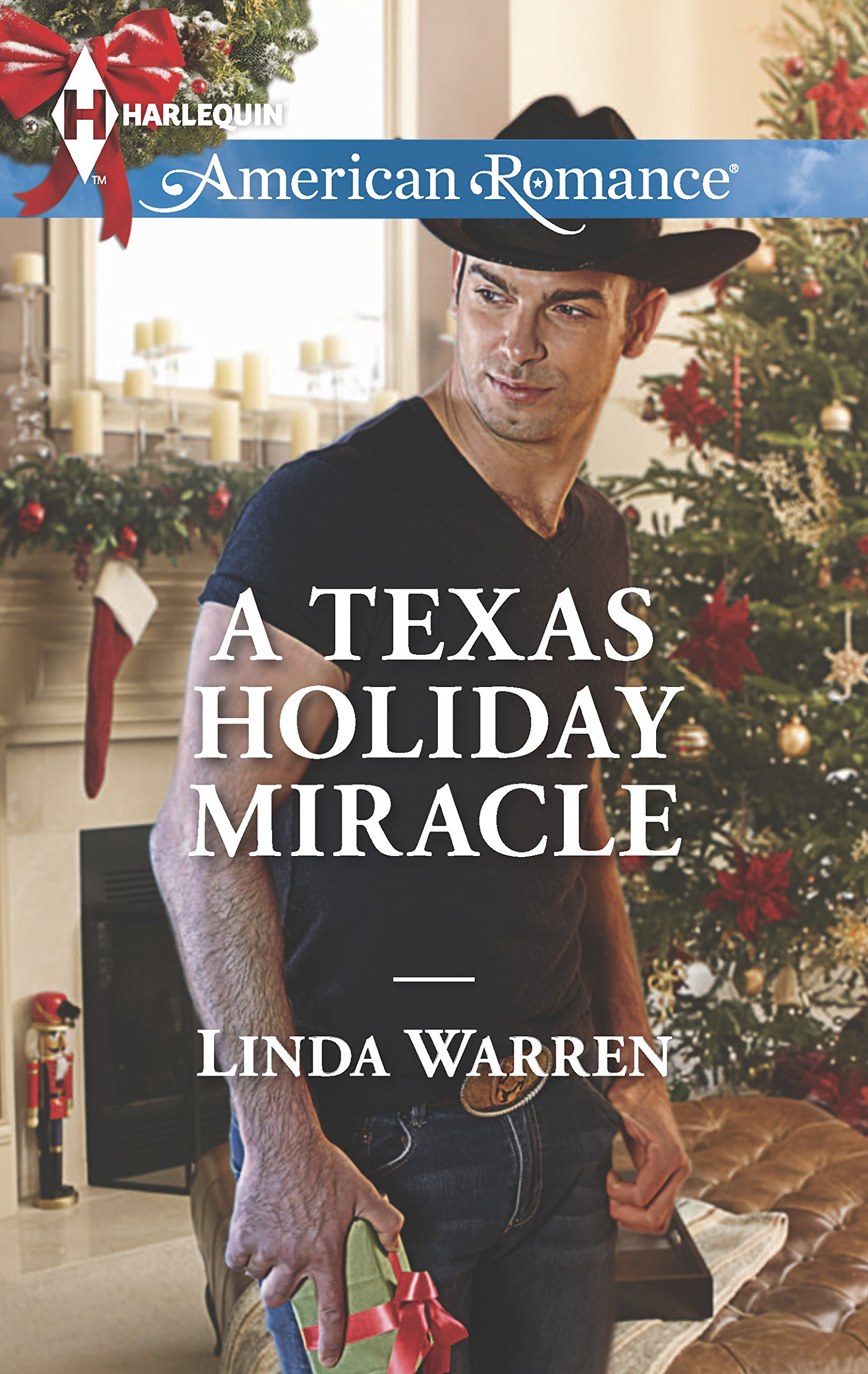 A Texas Holiday Miracle (Harlequin American Romance) PDF