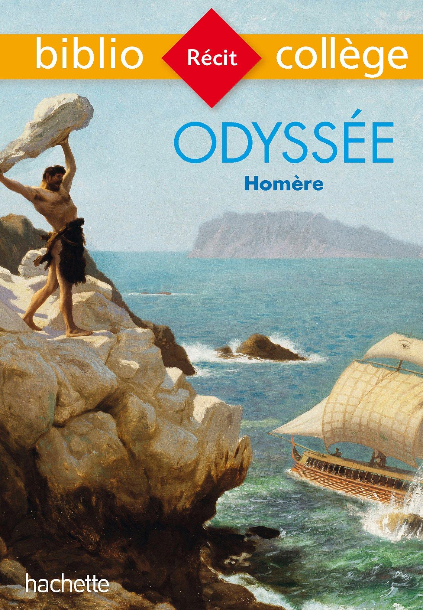 Bibliocollège - Odyssée Homère