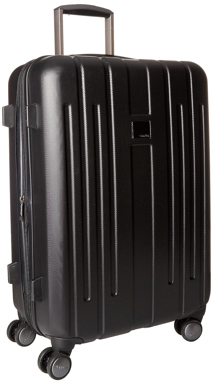 f97c4e431 Amazon.com | Calvin Klein Cortlandt 24 Inch Upright, Black, One Size |  Suitcases
