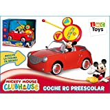 IMC Toys 180062 - Mickey Mouse Auto RC con Personaggio