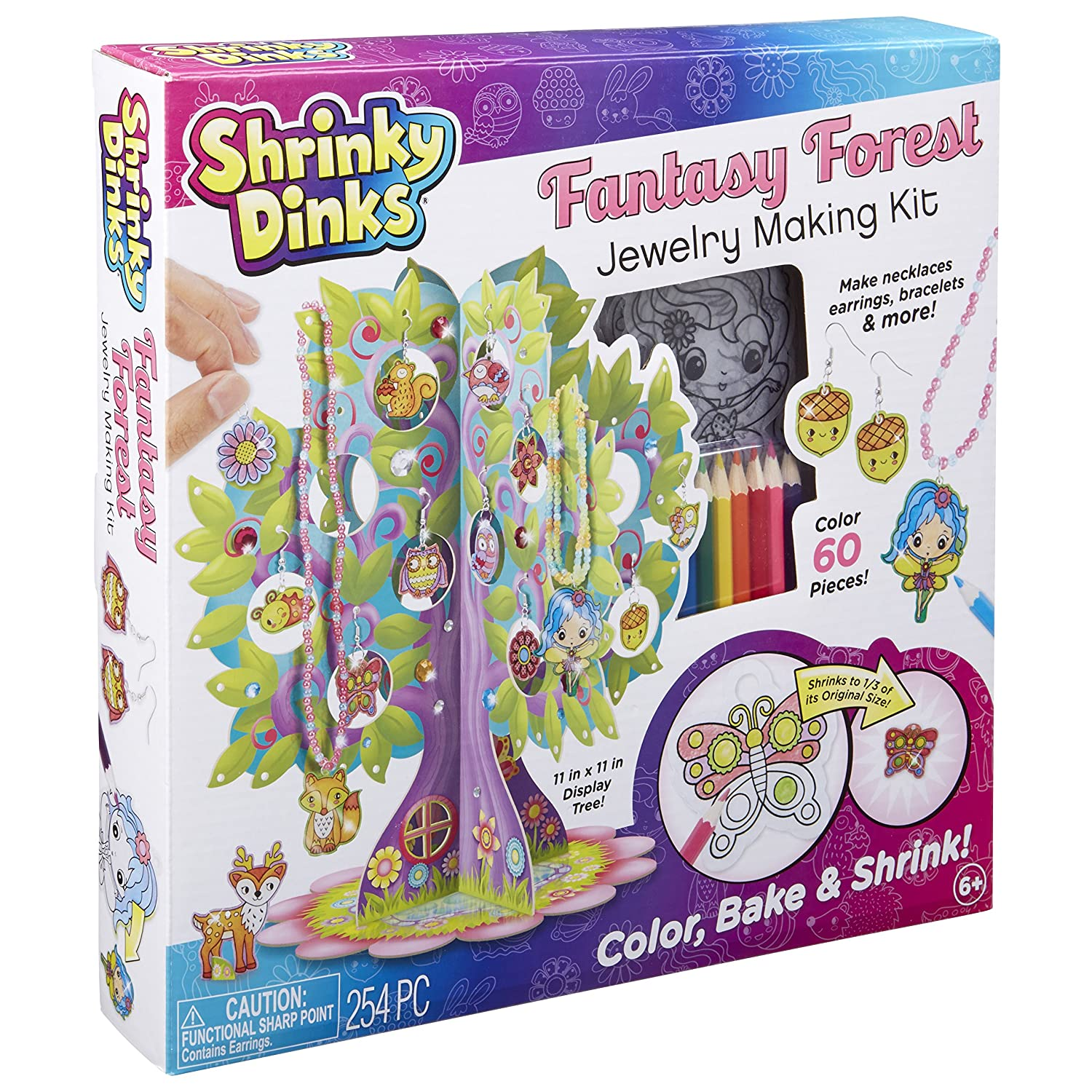 Fantasy Forest Jewelry Making Kit