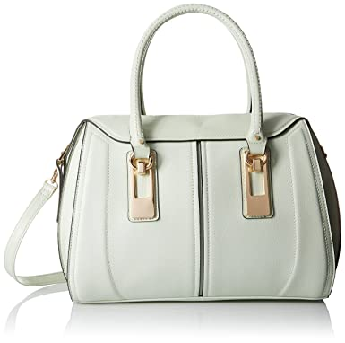 Aldo Smithtown Satchel Bag, Light Green: Handbags: Amazon.com
