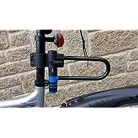 """Silverline 577643 Candado en """"U"""" para Bicicletas"""