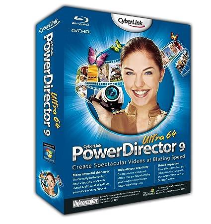 cyberlink powerdirector v9