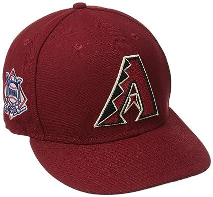Amazon.com   New Era MLB Baycik 9FIFTY Snapback Cap   Sports   Outdoors c863041bcecf