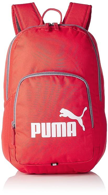 933f9dd60 Puma Puma Phase Backpack 21 Ltrs Red Casual Backpack (7358919 ...
