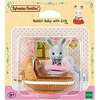 Sylvanian Families Tavşan Bebek Ve Beşiği 4558