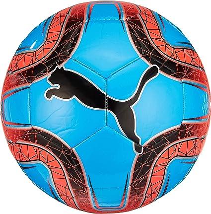 Puma Final 6 MS Trainer Balón de Fútbol, Unisex Adulto, Bleu Azur ...