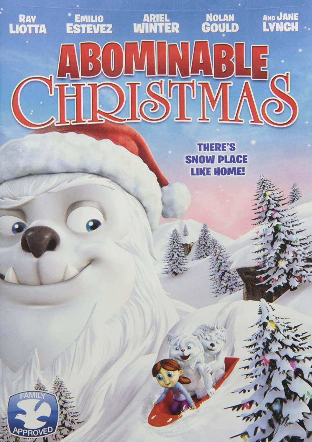 Amazon.com: Abominable Christmas: Emilio Estevez, Isabella Acres ...