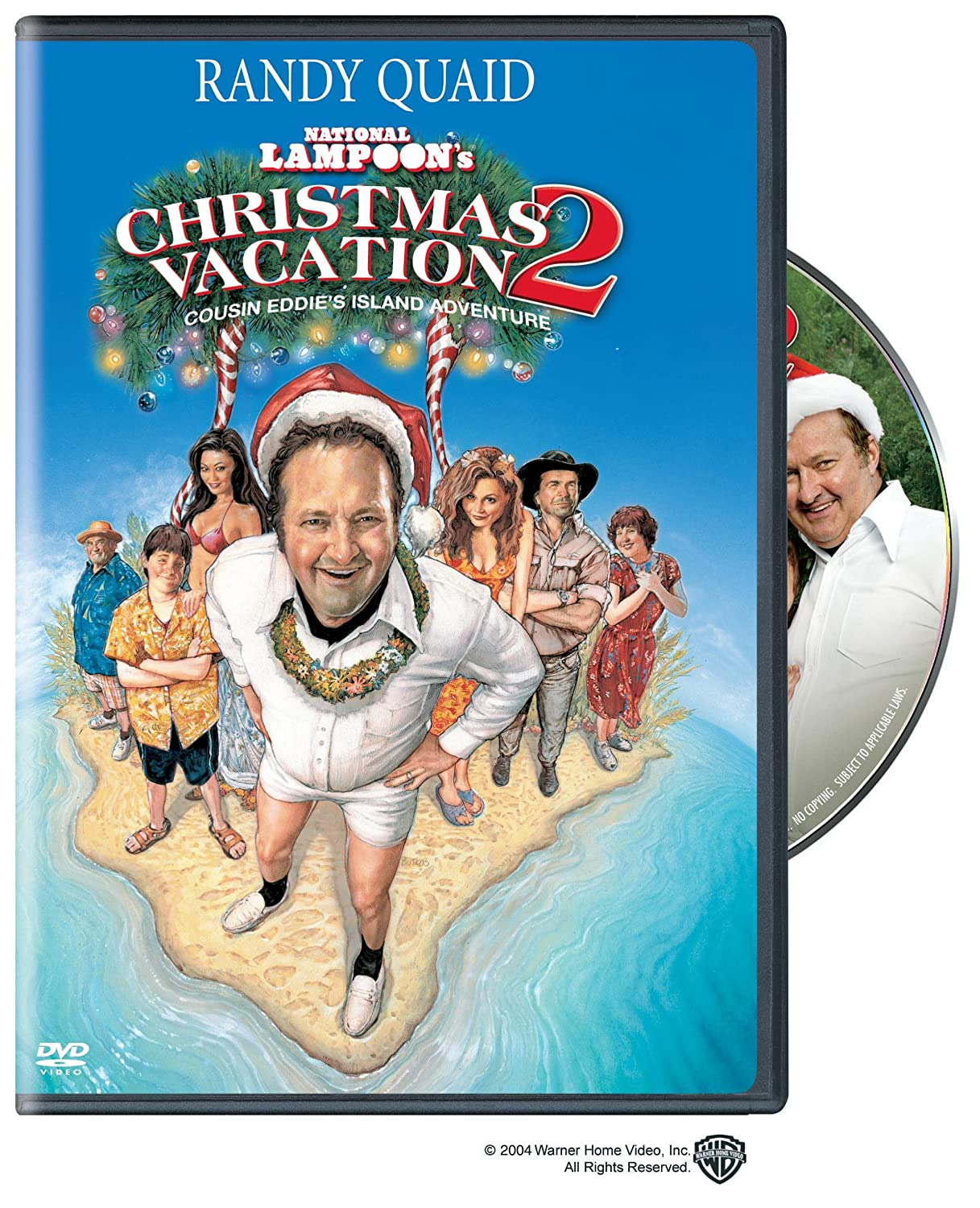 Amazon.com: National Lampoon's Christmas Vacation 2 - Cousin ...