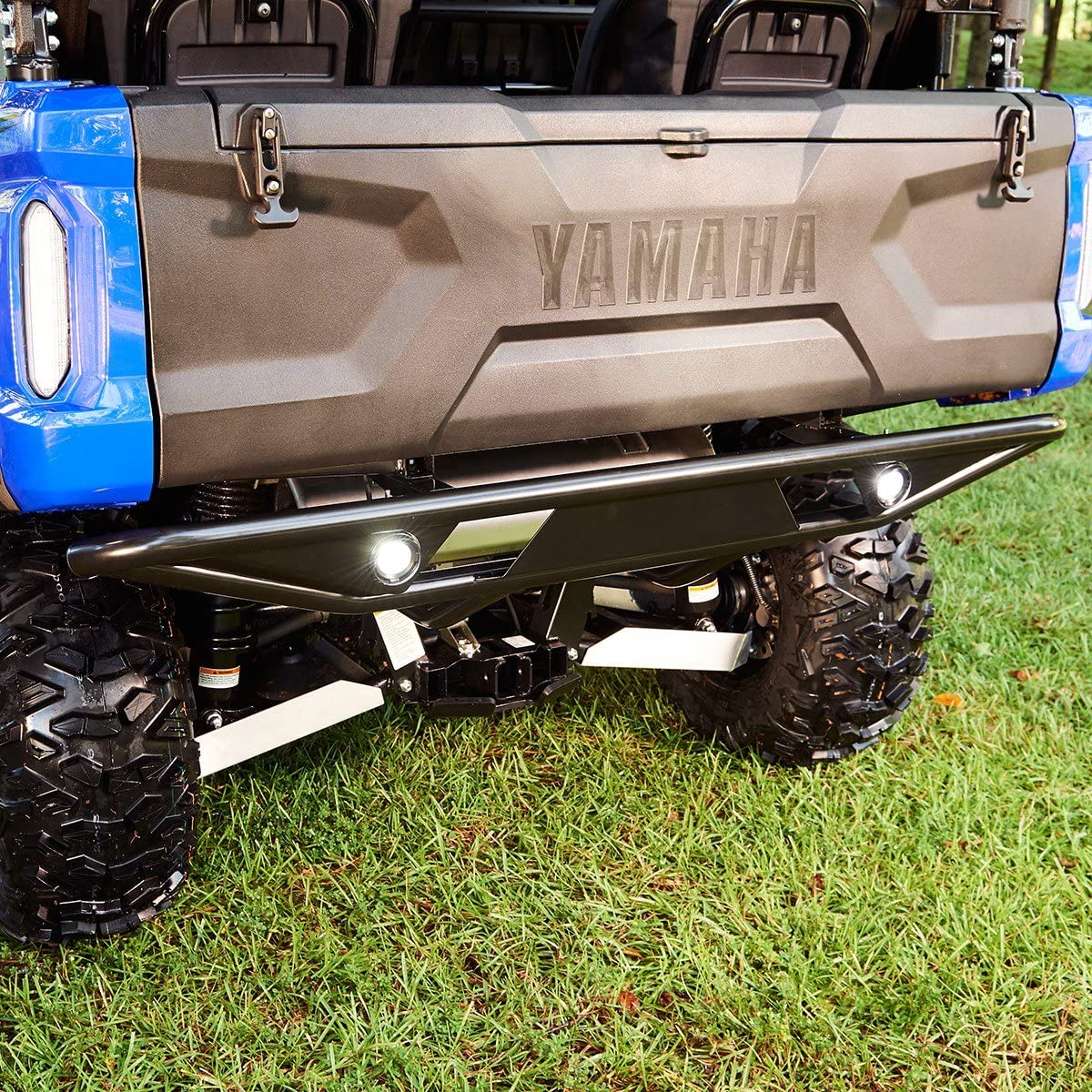 Yamaha Wolverine X4 Rear Brush Guard