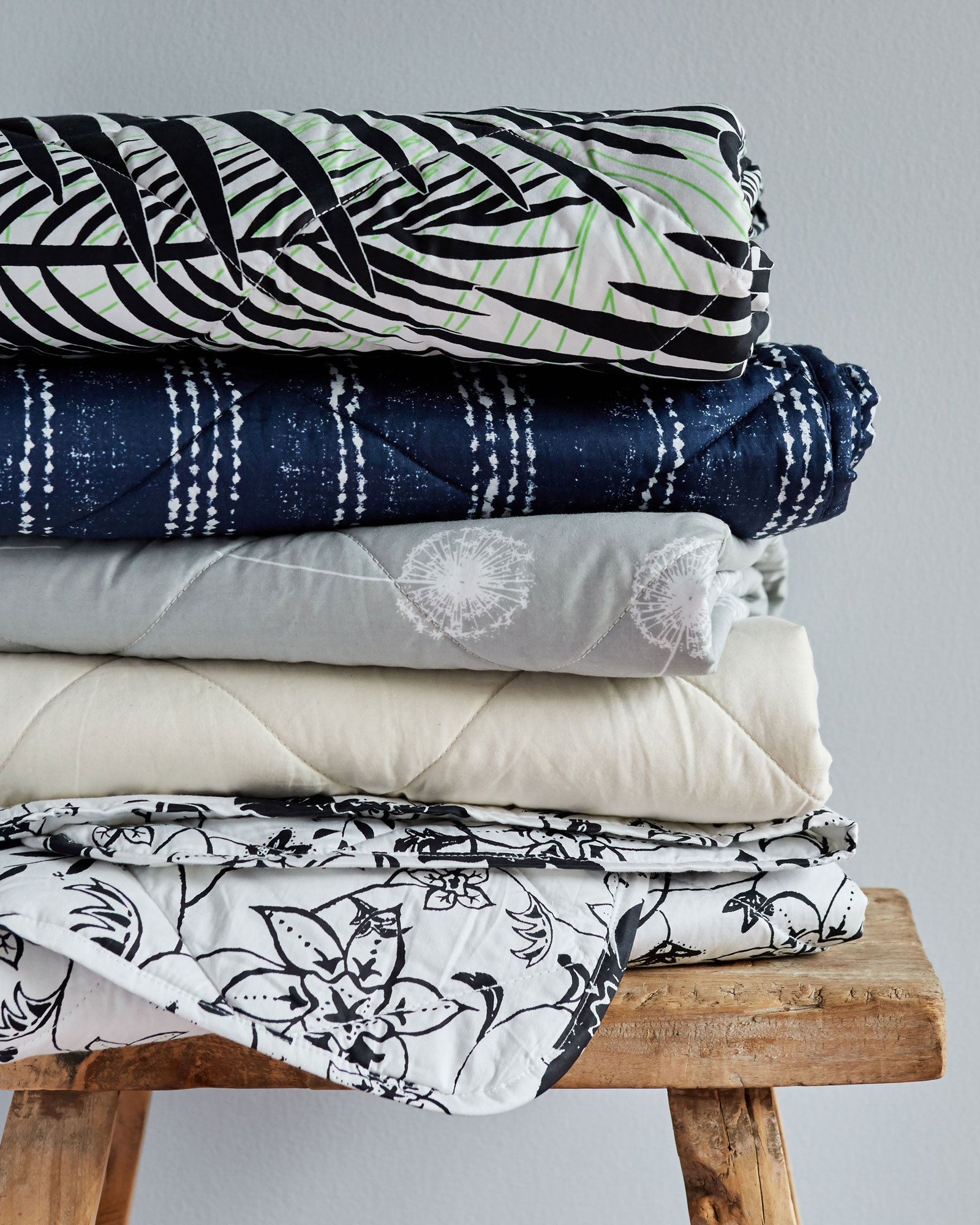 Brooklyn Born Organic Quilt - All Natural, Ivory, One Size by Brooklyn Born (Image #4)