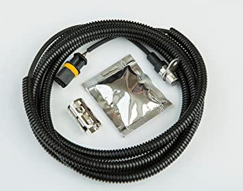 Delantero trasero derecho ABS sensor de velocidad de la rueda Man TGA, TGL, TGM, TGS, TGX camiones y autobuses: Amazon.es: Coche y moto