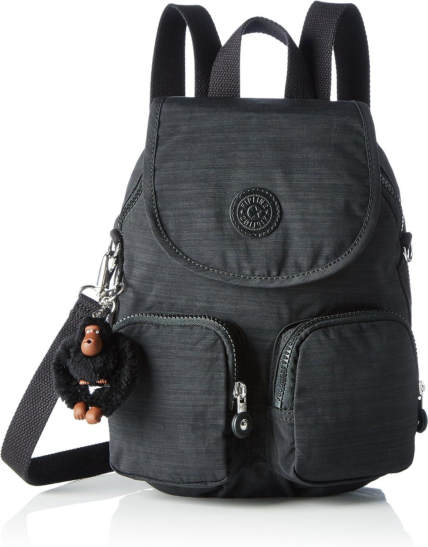 Kipling Firefly Up Medium Backpack Dazz Black