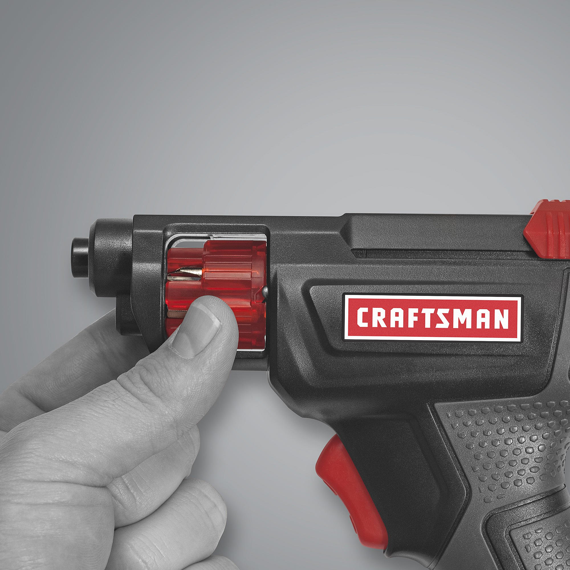 Craftsman 4V Slide Screwdriver