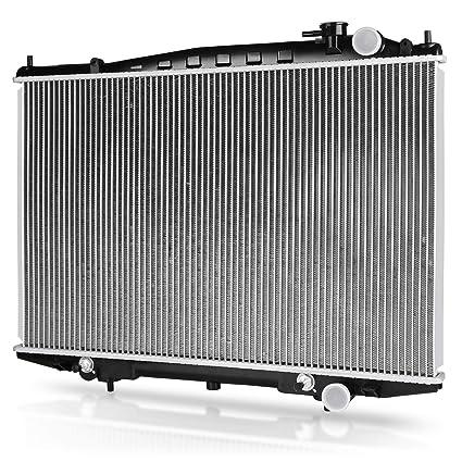 Completador de radiador para 1998 - 2004 Nissan Frontier 2.4L ...