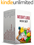 Weight Loss Box Set: The Best Smoothie, Slow Cooker, Crock Pot, Anti-Inflammatory Diet Recipes