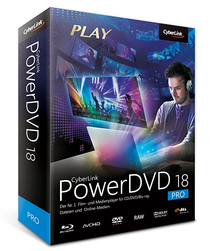 Cyberlink Powerdvd 18 Pro Amazonde Software