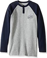Quiksilver Boys' Polar Waters Crew Youth Knit Top