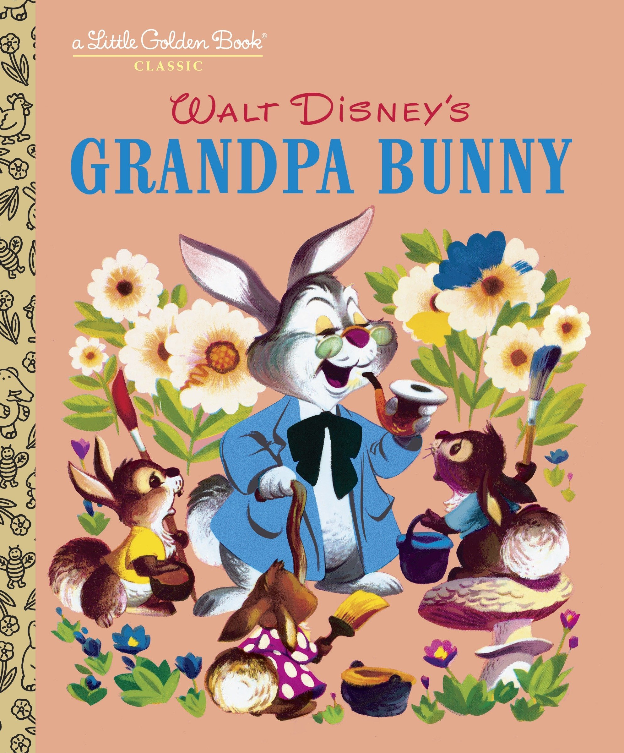 Disney Classic Grandpa Bunny