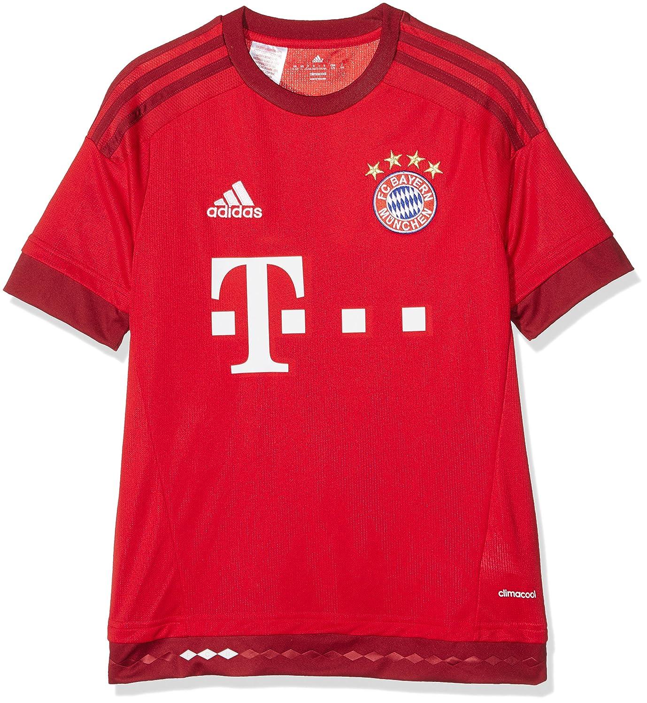 Adidas FC Bayern München Home Trikot 2015 16 - MÜLLER, Kinder