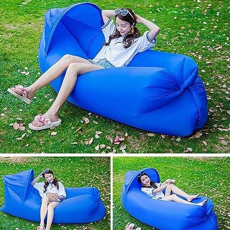 komise rápido inflable sofá cama toldo barco sacos de dormir cama para Camping de ocio Casual
